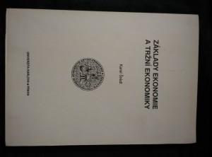 náhled knihy - Základy ekonomie a tržní ekonomiky (A4, Obr, 264 s., skripty PedF UK)