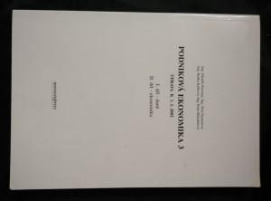 náhled knihy - Podniková ekonomika 3 - daně, ekonomika - A4, Obr