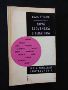 Nová slovenská literatura