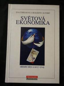 Světová ekonomika - základní nárys a nový vývoj (A4, lam, 260 s.)