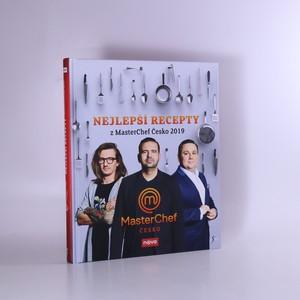 náhled knihy - Nejlepší recepty z MasterChef Česko 2019