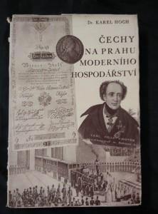 náhled knihy - Čechy na prahu moderního hospodářství (Obr, 306 s.)