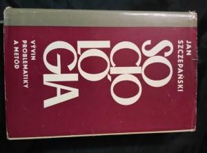náhled knihy - Sociológia - problematika a metody