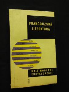 náhled knihy - Francouzská literatura (Obr, 270 s.)