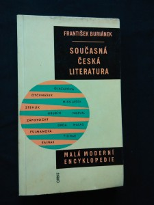 Současná česká literatura