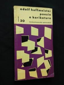 náhled knihy - Poezie a karikatura (Obr. Il. aut.)