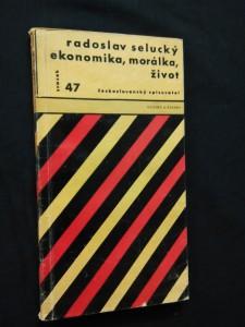náhled knihy - Ekonomika, morálka, život (Obr., 96 s., ob. Z. Seydl)