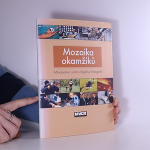 náhled knihy - Mozaika okamžiků : Ministerstvo vnitra objektivy fotografů