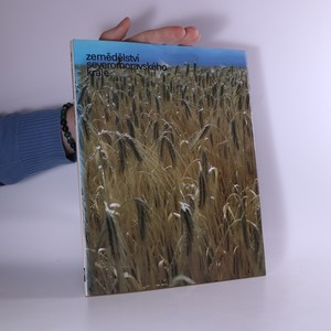 náhled knihy - Zemědělství severomoravského kraje