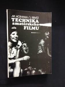náhled knihy - Technika amatérského filmu (lam, 332 s., 190 obr.)
