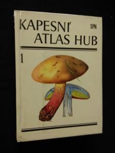 náhled knihy - Kapesní atlas hub (lam, 256 s., čb a bar il. Urbanovi)