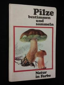 náhled knihy - Pilze - bestimmen und sammeln