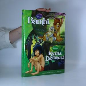 náhled knihy - Bambi. Kniha džunglí