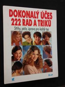 náhled knihy - Dokonalý účes - 222 rad a triků - střihy, péče , úprava (A4, 150 s.)