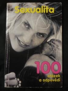 náhled knihy - Sexualita - 100 otázek a odpovědí (Obr., 126 s.)