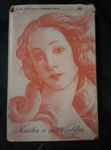 náhled knihy - Kniha o manželství (ObL Sutnar)