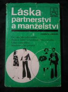 náhled knihy - Láska, partnerství, manželství
