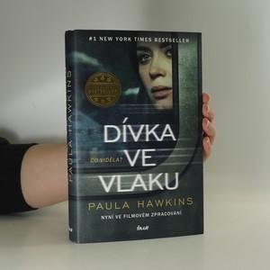 náhled knihy - Dívka ve vlaku