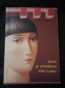 náhled knihy - Žena jako stvořená pro lásku (Obr, 160 s., il. a kol. J. Pálková)