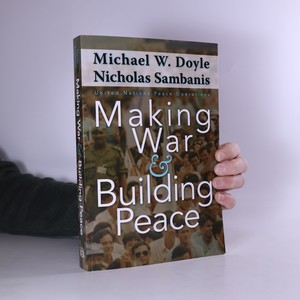 náhled knihy - Making war and building peace : United Nations peace operations