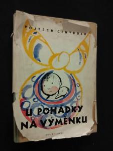 náhled knihy - U pohádky na výměnku (A4, Oppl, 128 s., il. J. Fenclová)