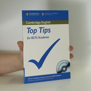 náhled knihy - Top tips for IELTS Academic (+CD)