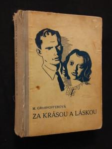 náhled knihy - Za krásou a láskou (Oppl, 256 s., il. J. Trnka)