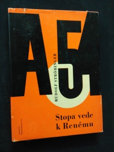 náhled knihy - Stopa vede k Renému (Ocpl, 160 s., foto)