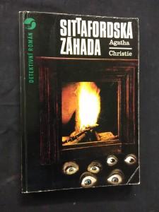 náhled knihy - Sittafordská záhada (Obr, 192 s., přel. J. Zábrana)
