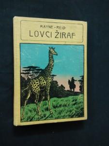 náhled knihy - Lovci žiraf (Ocpl, 136 s., il. Riou)