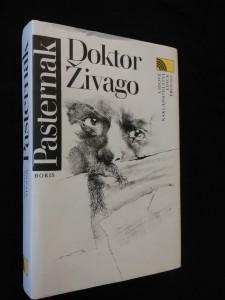 náhled knihy - Doktor Živago (Ocpl, 604 s., ob. O. Kulhánek, přel. J. Zábrana)