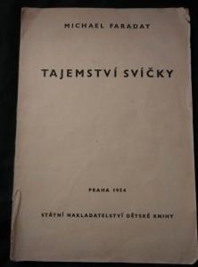 náhled knihy - Tajemství svíčky (A4, bez vazby, 88 s.)