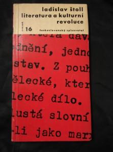 Literatura a kulturní revoluce (Obr, 72 s.)