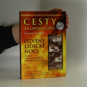 náhled knihy - Cesty za oponu času 2. Ozvěny lidické noci (včetně DVD)