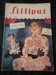 náhled knihy - Lilliput vol 18, No. 3, Issue No. 105 (Obr, fotopříl.)