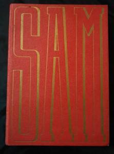 náhled knihy - Sam (A4, Ocpl, 300 s.)