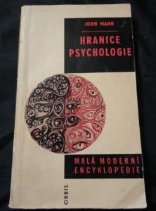 náhled knihy - Hranice psychologie