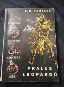 náhled knihy - Prales leopardů (Obr, 228 s., il. M. Váša)