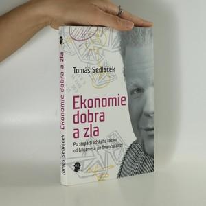 náhled knihy - Ekonomie dobra a zla