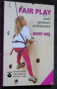 náhled knihy - Fait play aneb sportovní podobenství