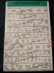 náhled knihy - Deset českých novel