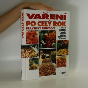 náhled knihy - Vaření po celý rok