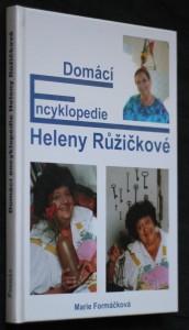náhled knihy - Domácí encyklopedie Heleny Růžičkové