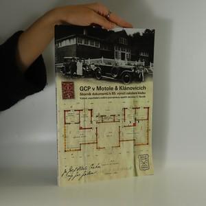 náhled knihy - GCP v Motole & Klánovicích. Sborník dokumentů k 85. výročí založení klubu