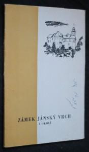 náhled knihy - Zámek Jánský vrch a okolí