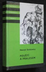 náhled knihy - Pouští a pralesem