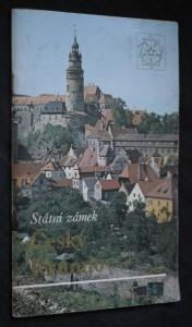 náhled knihy - Státní zámek Český Krumlov