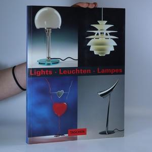 náhled knihy - Lights - Leuchten - Lampes