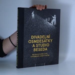 náhled knihy - Divadelní osmdesátky a Studio Beseda