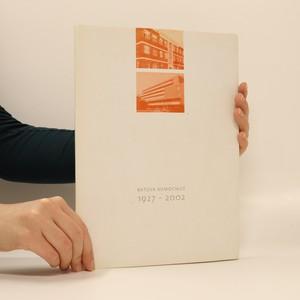 náhled knihy - Baťova nemocnice ve Zlíně 1927-2002